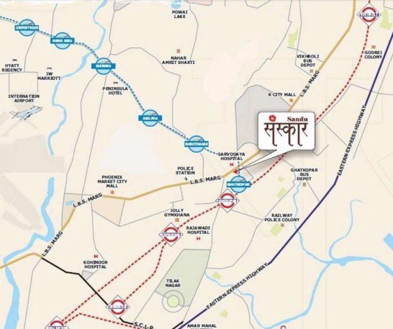 project-location-map-sandu-sanskar-sandu-developers-lbs-road-ghatkopar-west-mumbai-maharashtra