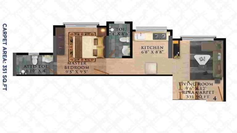 1-bhk-a-floor-plan-olympus-vaibhav-laxmi-builders-and-developers-kannamwar-nagar-vikhroli-maharashtra