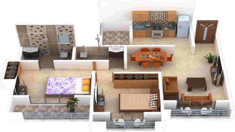 2-bhk-floor-plan-arihant-city-arihant-group-kalyan-bhiwandi-bypass-road-bhadwad-thane-maharashtra