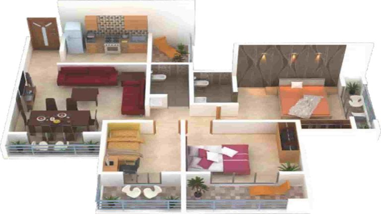 2.5-bhk-floor-plan-arihant-city-arihant-group-kalyan-bhiwandi-bypass-road-bhadwad-thane-maharashtra