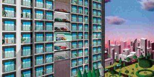 automated-car-parking-amenities-puraniks-grand-central-vartak-nagar-puraniks-group-thane-maharashtra