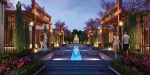 fire-garden-amenities-puraniks-tokyo-bay-ghodbunder-road-puraniks-group-thane-maharashtra