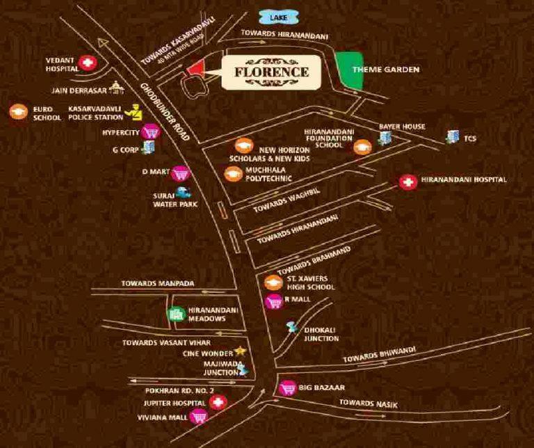 location-google-map-florence-satguru-lifespaces-ghodbunder-road-thane-west-maharashtra