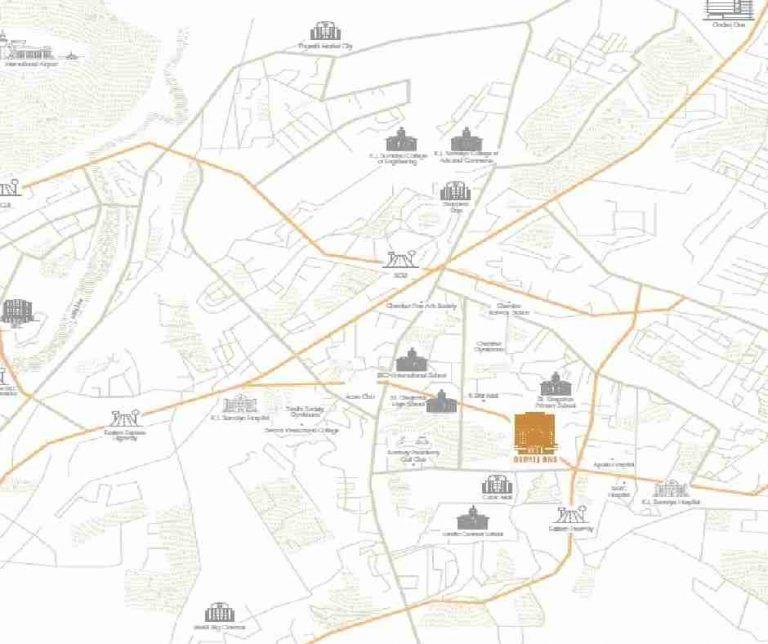 location-google-map-godrej-rks-godrej-properties-union-park-chembur-maharashtra