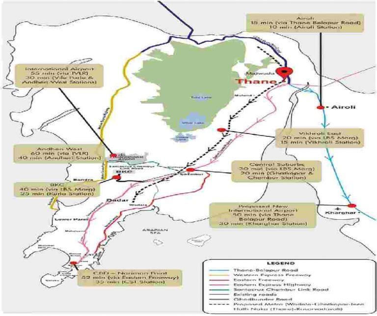 location-google-map-lodha-amara-codename-green-fortune-lodha-group-kolshet-road-thane-west-maharashtra