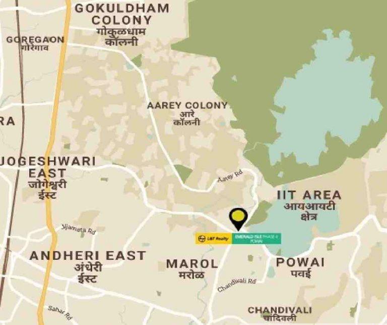 location-google-map-lt-emerald-isle-lntrealty-powai-mumbai-maharashtra