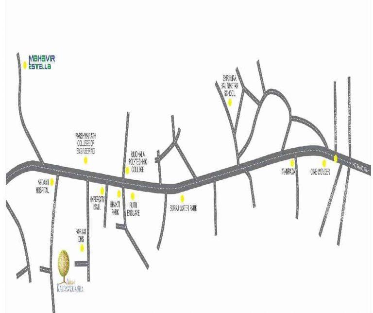 location-google-map-mahavir-kalpavruksha-damji-shamji-shah-group-ghodbunder-road–thane-west-maharashtra