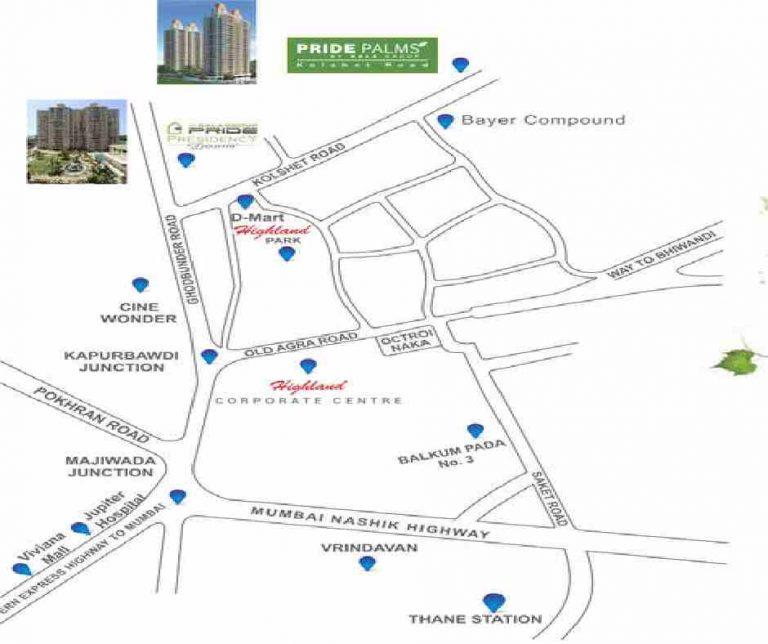 location-google-map-pride-palms-gala-group-larkins-group-kolshet-road–thane-west-maharashtra