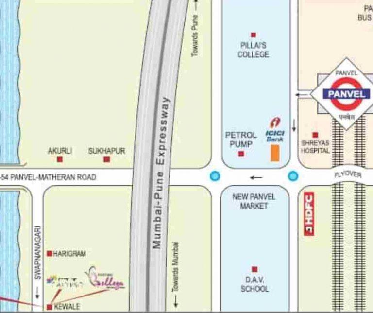 location-google-map-saomya-belleza-kewale-panvel-navi-mumbai-maharashtra