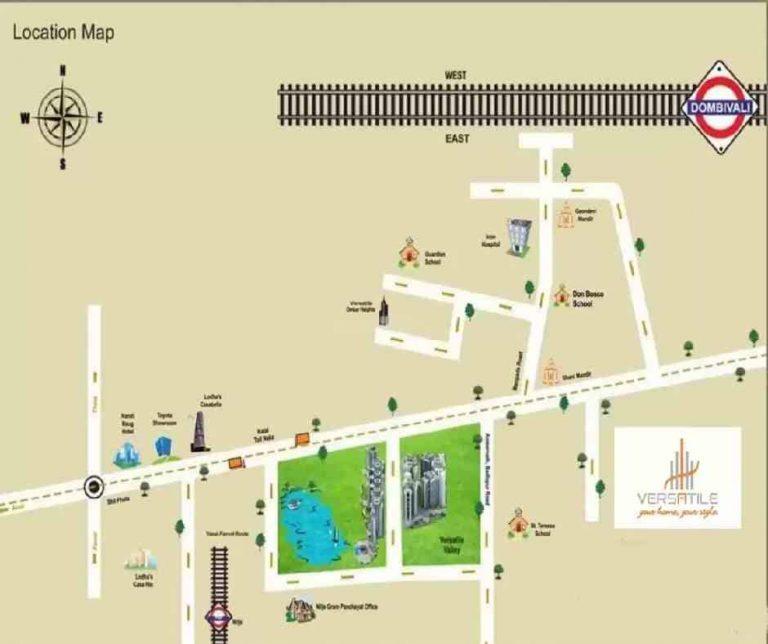 location-google-map-versatile-valley-versatile-housing-dombivali-beyond-thane-mumbai-maharashtra