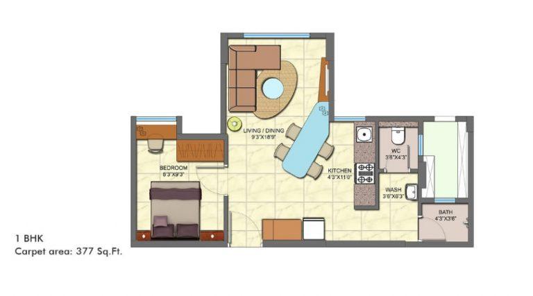 project-1bhk-type-c-unit-plan-lodha-codename-golden-dream-lodha-group-taloja-navi-mumbai-maharashtr