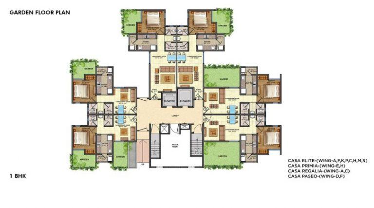 project-1bhk-with-garden-floor-plan-lodha-palava-lakeshore-greens-lodha-group-kalyan-shil-road-shilphata–thane-maharashtra