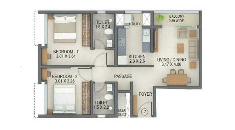 project-2bhk-type1-unit-plan-tata-amantra-tata-housing-bhiwandi-kalyan-juction-thane-mumbai-maharashtra