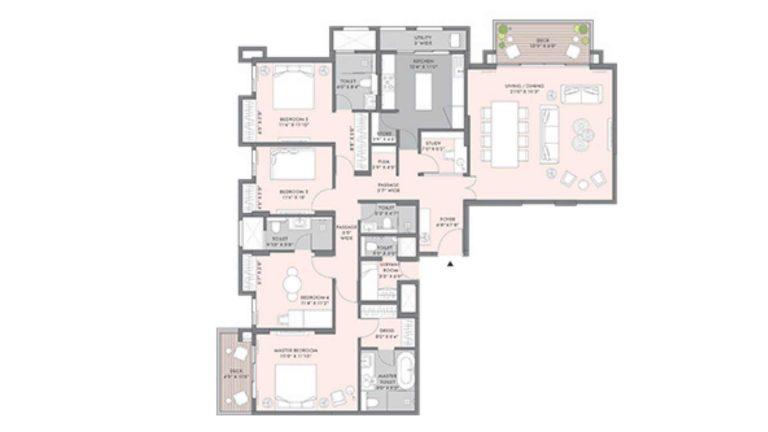project-4-bed-unit-plan-lodha-sterling-lodha-group-kolshet-road-thane-west-maharashtra