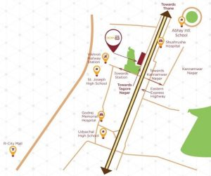 project-location-map-crown-83-vaibhav-laxmi-developers-tagore-nagar-vikhroli-east-mumbai-maharashtra