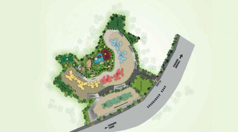 project-master-layout-plan-puraniks-rumah-bali-ghodbunder-road-puraniks-group-thane-west-maharashtra