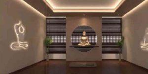 yoga-room-amenities - balaji-symphony-vinesh-group- matheran-road-panvel-maharashtra