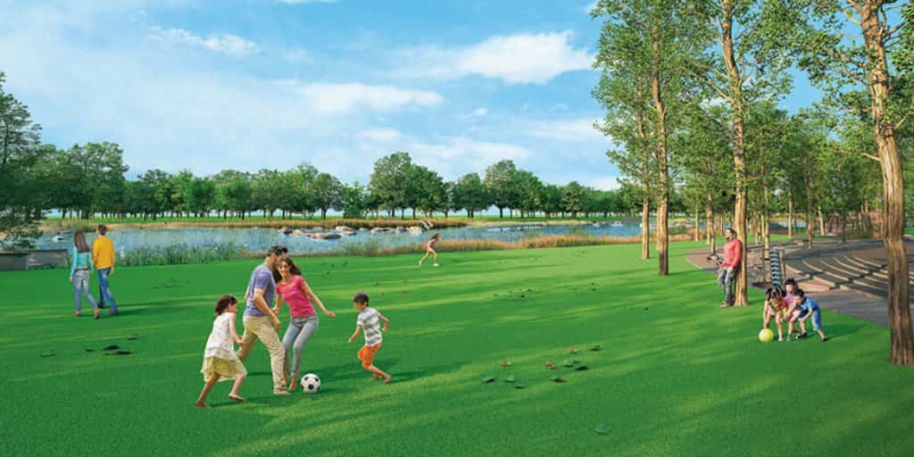 garden-amenities-lodha-palava-casa-marvella-kalyan-shil-road-mumbai-Maharashtra