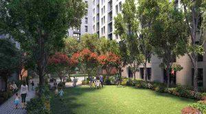 garden-courtyard-amenities-lodha-crown-taloja-lodha-quality-homes-lodha-group-taloja-navi-mumbai-maharashtra