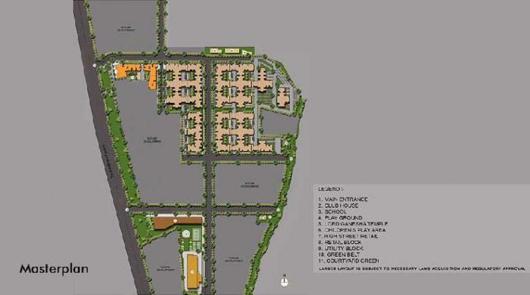 master-plan-lodha-crown-taloja-lodha-quality-homes-lodha-group-taloja-navi-mumbai-maharashtra