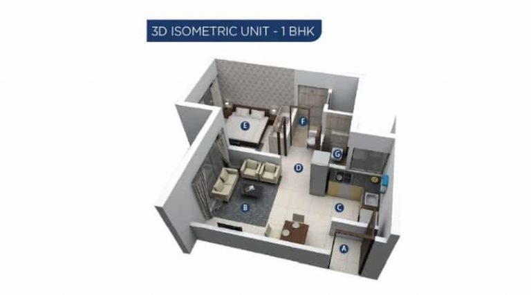 1bhk-unit-plan-terraform-dwarka-terraform-realty-ghakopar-east-maharashtra