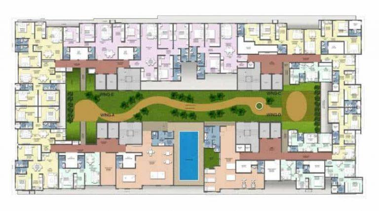 podium-floor-plan-terraform-dwarka-terraform-realty-ghakopar-east-maharashtra