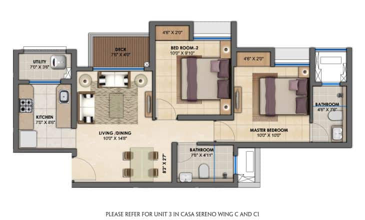 project-2-bhk-flats-floor-plan-lodha-upper-thane-casa-sereno-lodha-group-mumbai-maharashtra