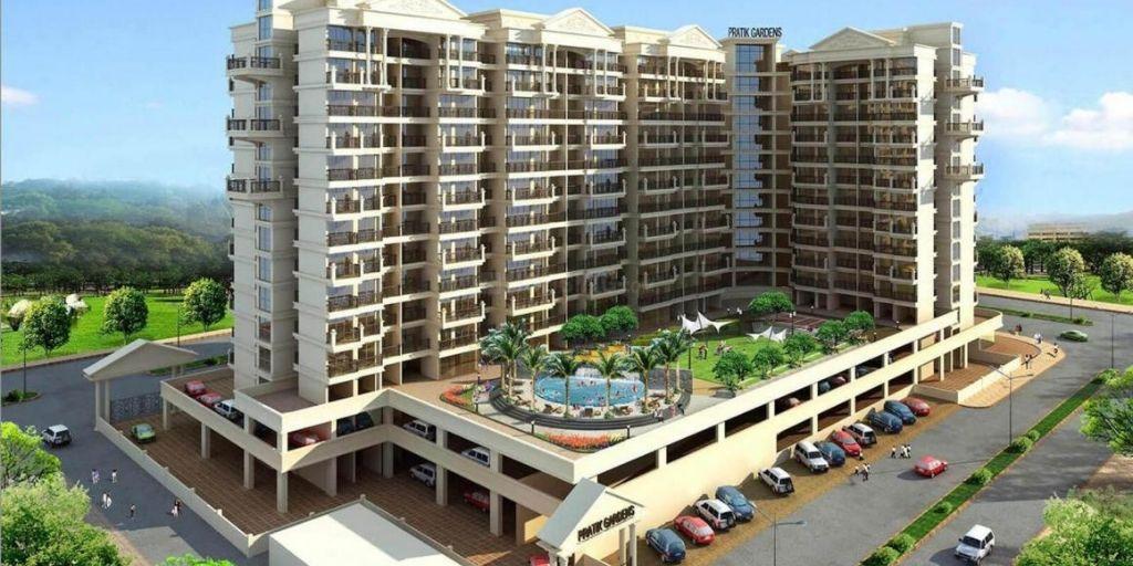 Shop for Rent at Kamothe Navi Mumbai – Pratik Garden CHS