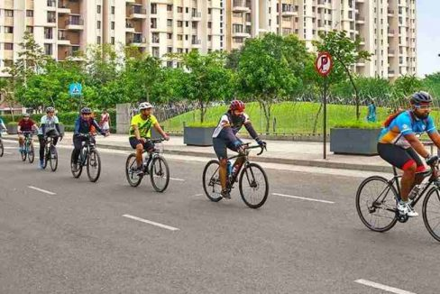 Cyclothon-amenities-lodha-palava-city-casa-aurelia-casa-aurora-lodha-group-kalyan-shil-road-dombivali-maharashtra