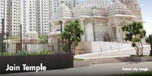 Jain-temple-amenities-lodha-palava-city-casa-aurelia-casa-aurora-lodha-group-kalyan-shil-road-dombivali-maharashtra
